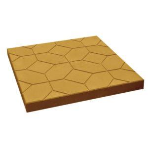плитка ковер желтая