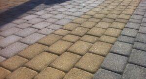 красивая тротуарная плитка